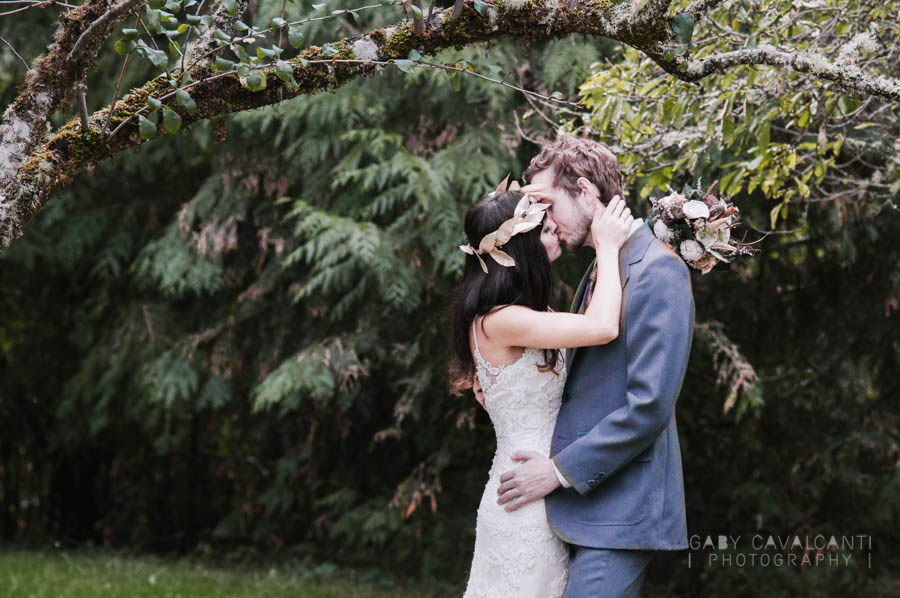 stylized wedding portraits oregon