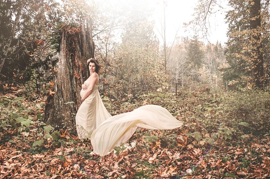 Editorial Maternity shoot - via Gaby Cavalcanti Photography