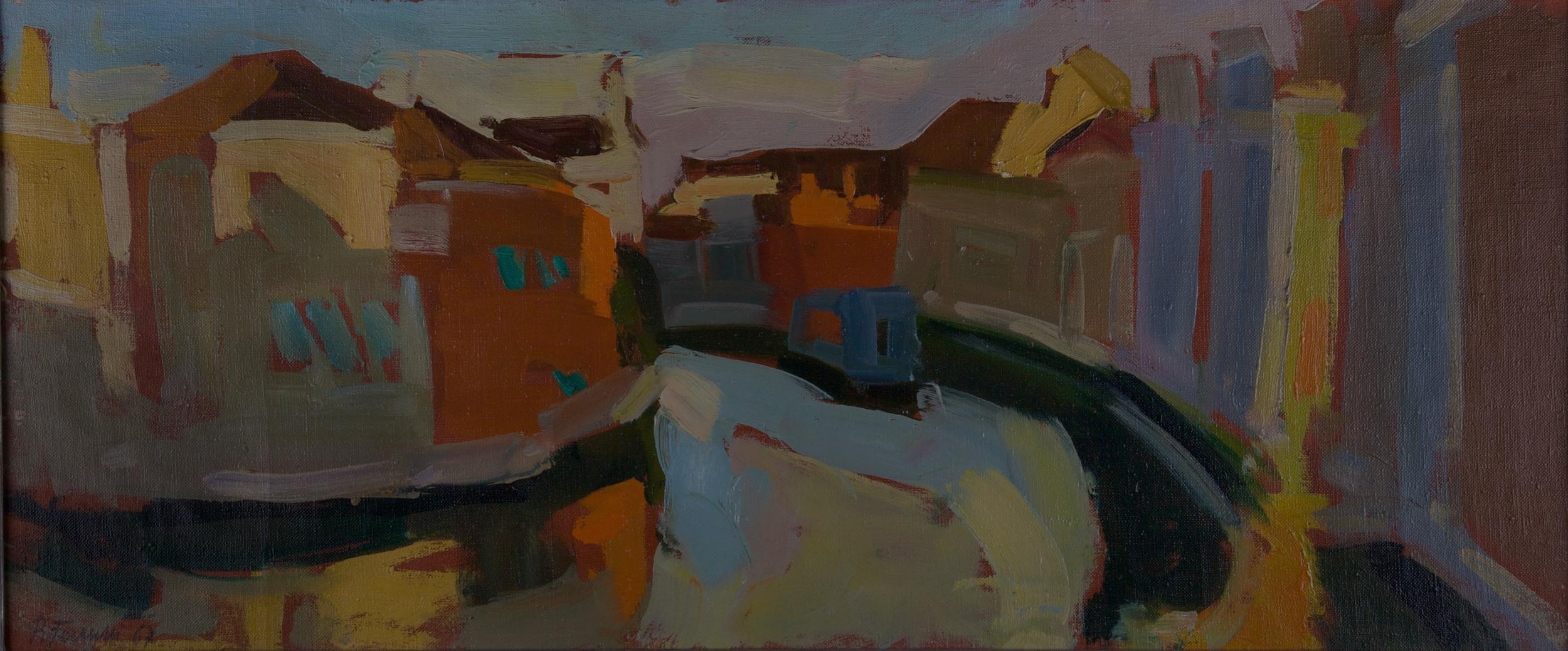 Canal Grande dall'Accademia