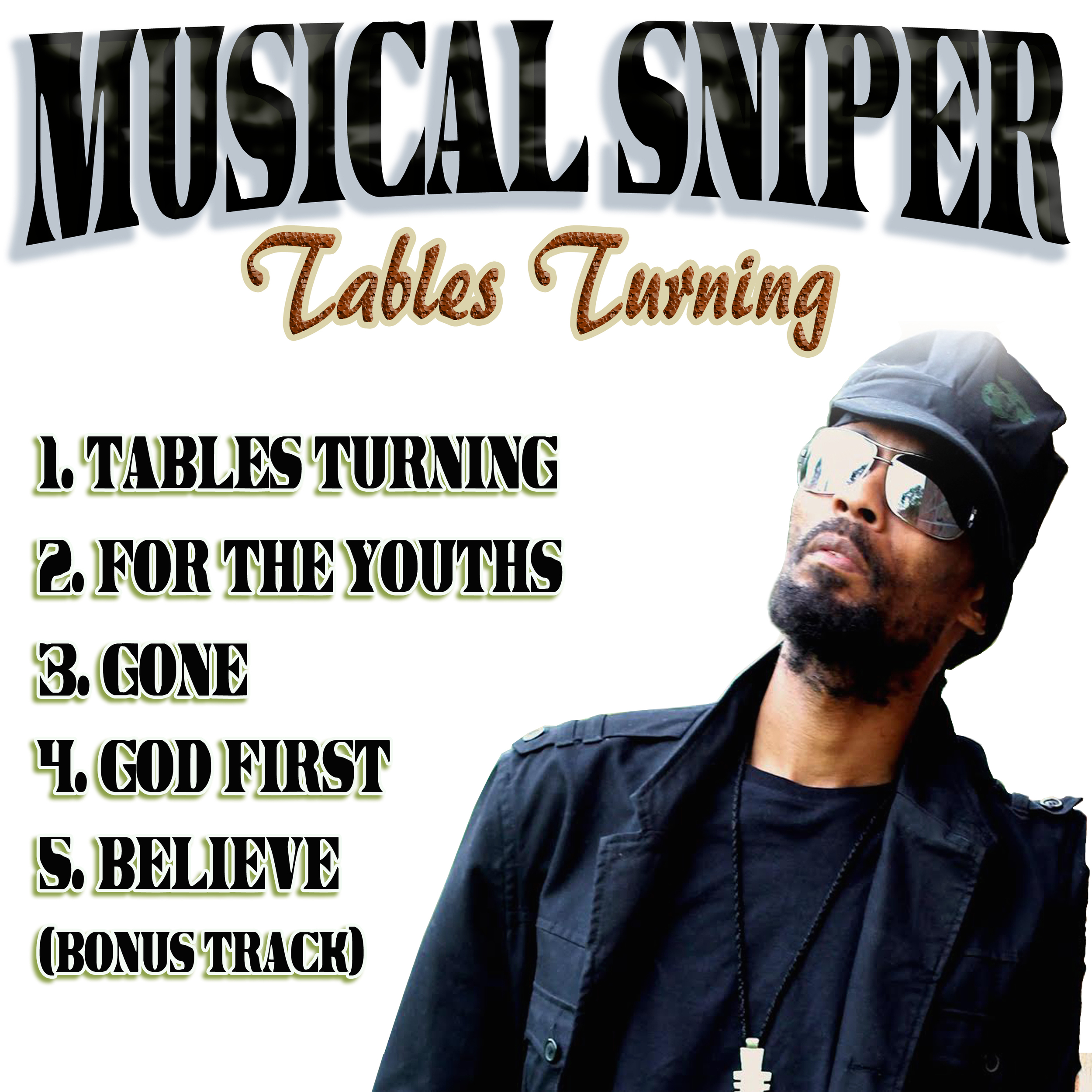 Musical Sniper - Tables Turning EP Cover