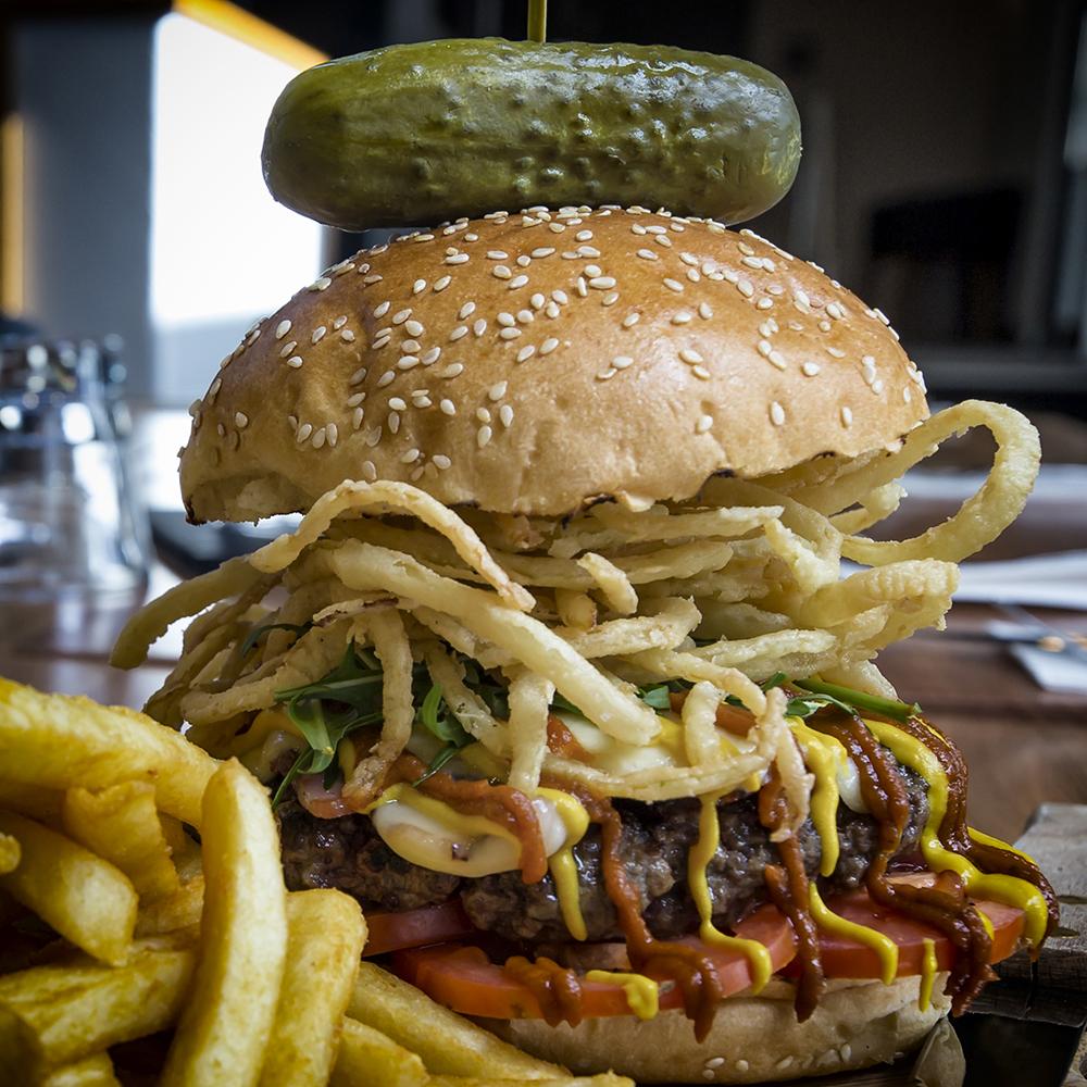 The McKinnon Burger