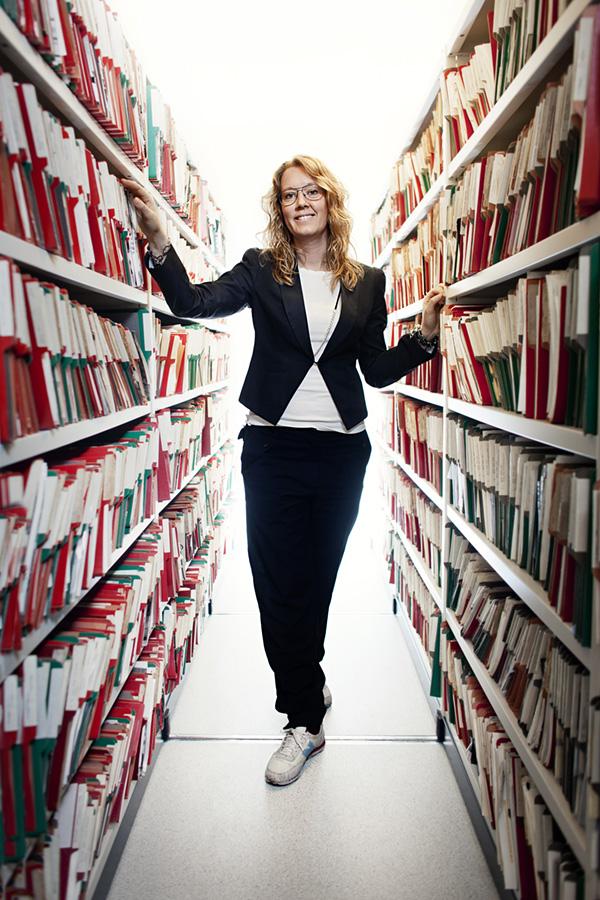 Annika Jönsson, editor TT