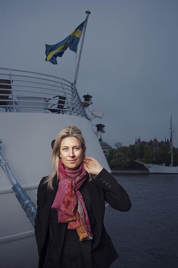 Åse Bergstedt, Millicom responsability director