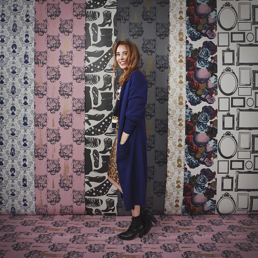 Lisa Bengtsson, designer and illustrator