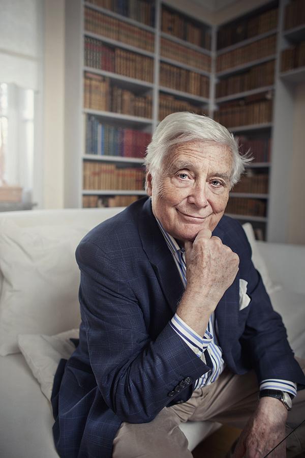 Jan Mårtensson, diplomat and author