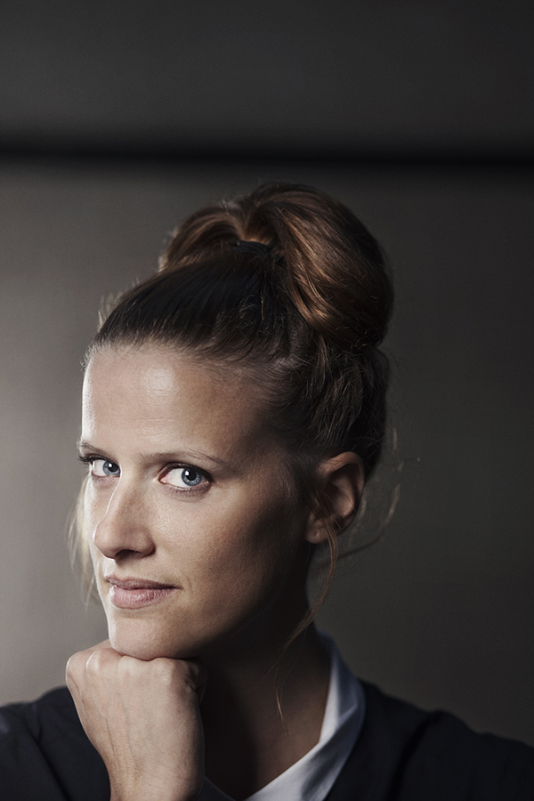 Hanna Hedman, winner of 'Nova' design award