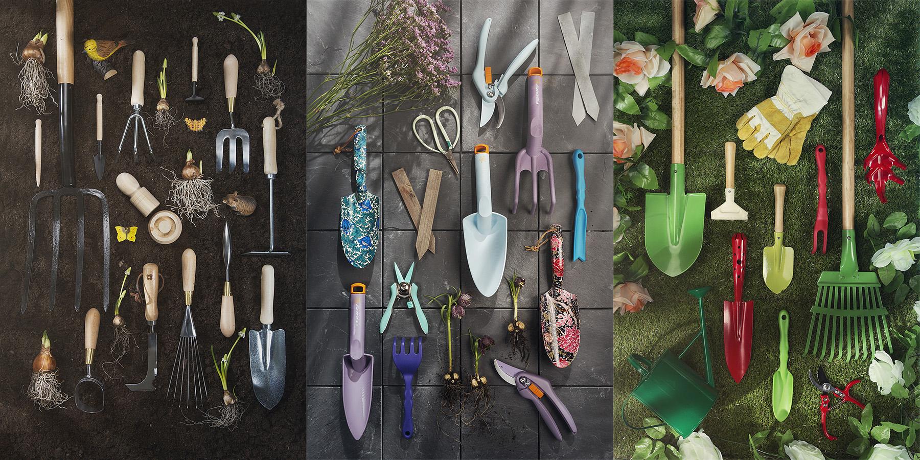 Garden tools, Nya Rum Magazine