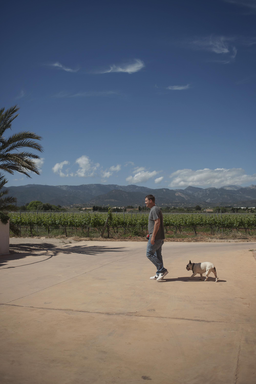 Mallorca vineyard for Residence Magazine