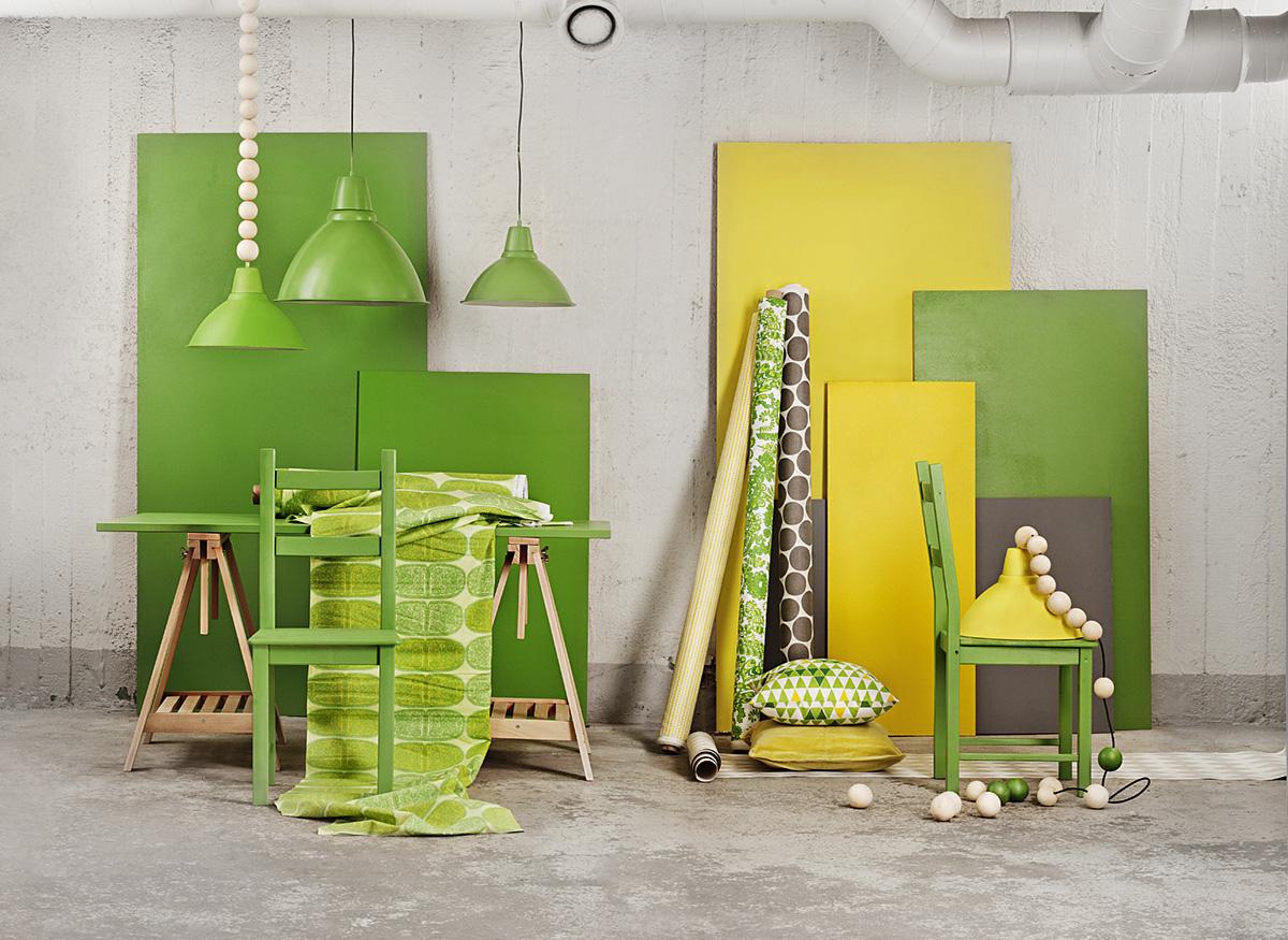 Colours for Plaza Interior Magazine