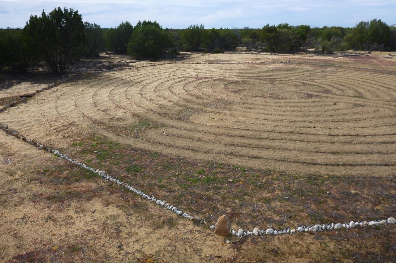 LabyrinthKoora Labyrinth.jpg
