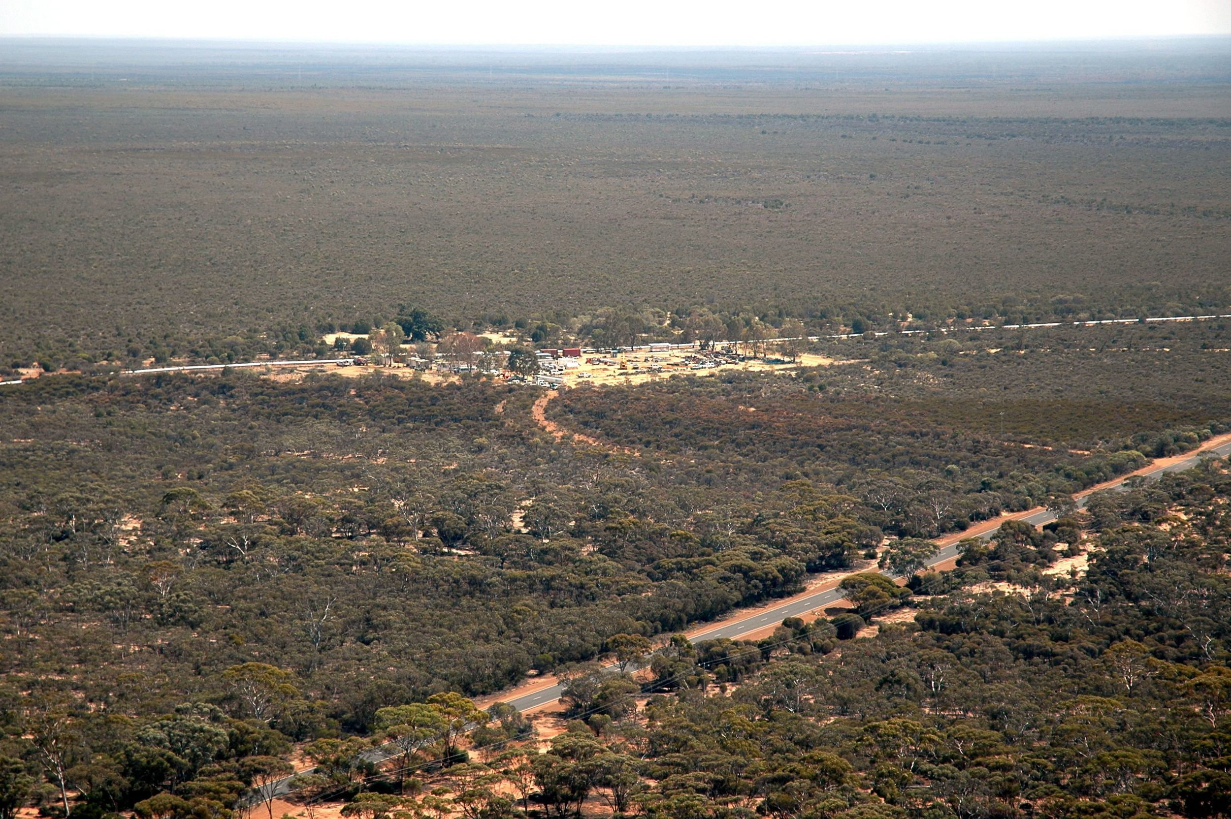 Koora Retreat is positionedin the centre of the Great Western Woodlands of Western Australia