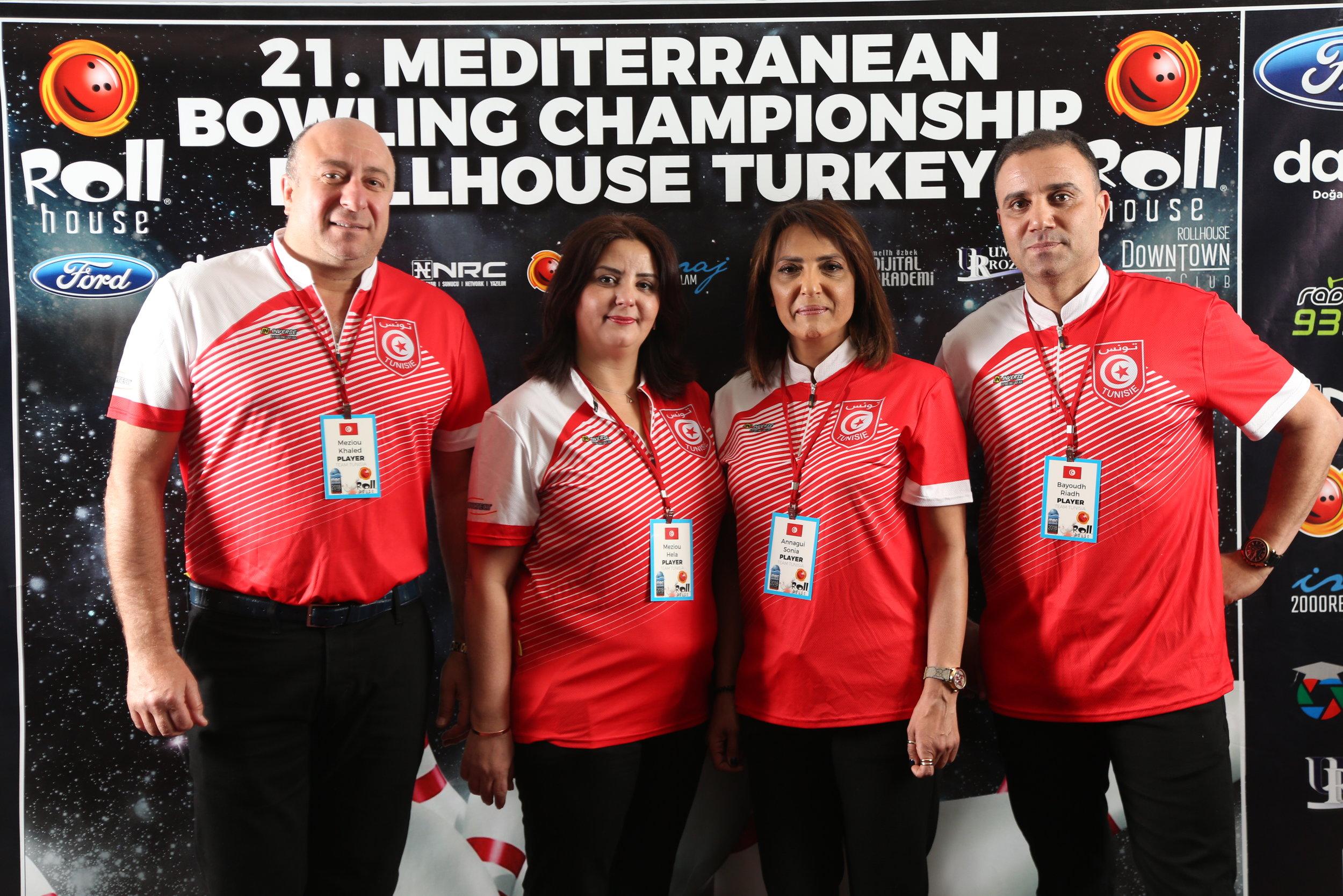Team Tunisia