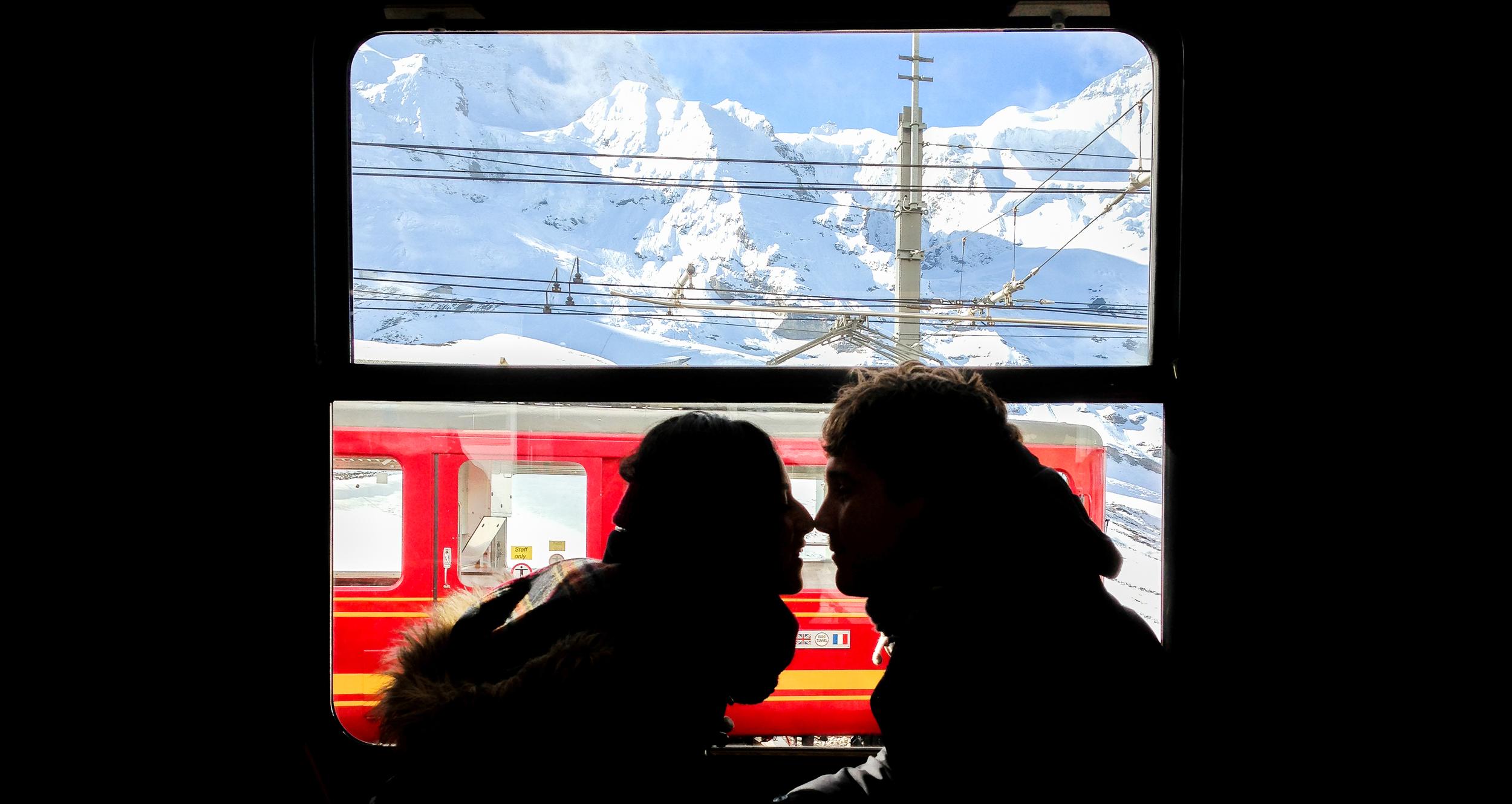 Jungfrau, Switzerland -  Priscilla De La Piedra & Luke Altamura -