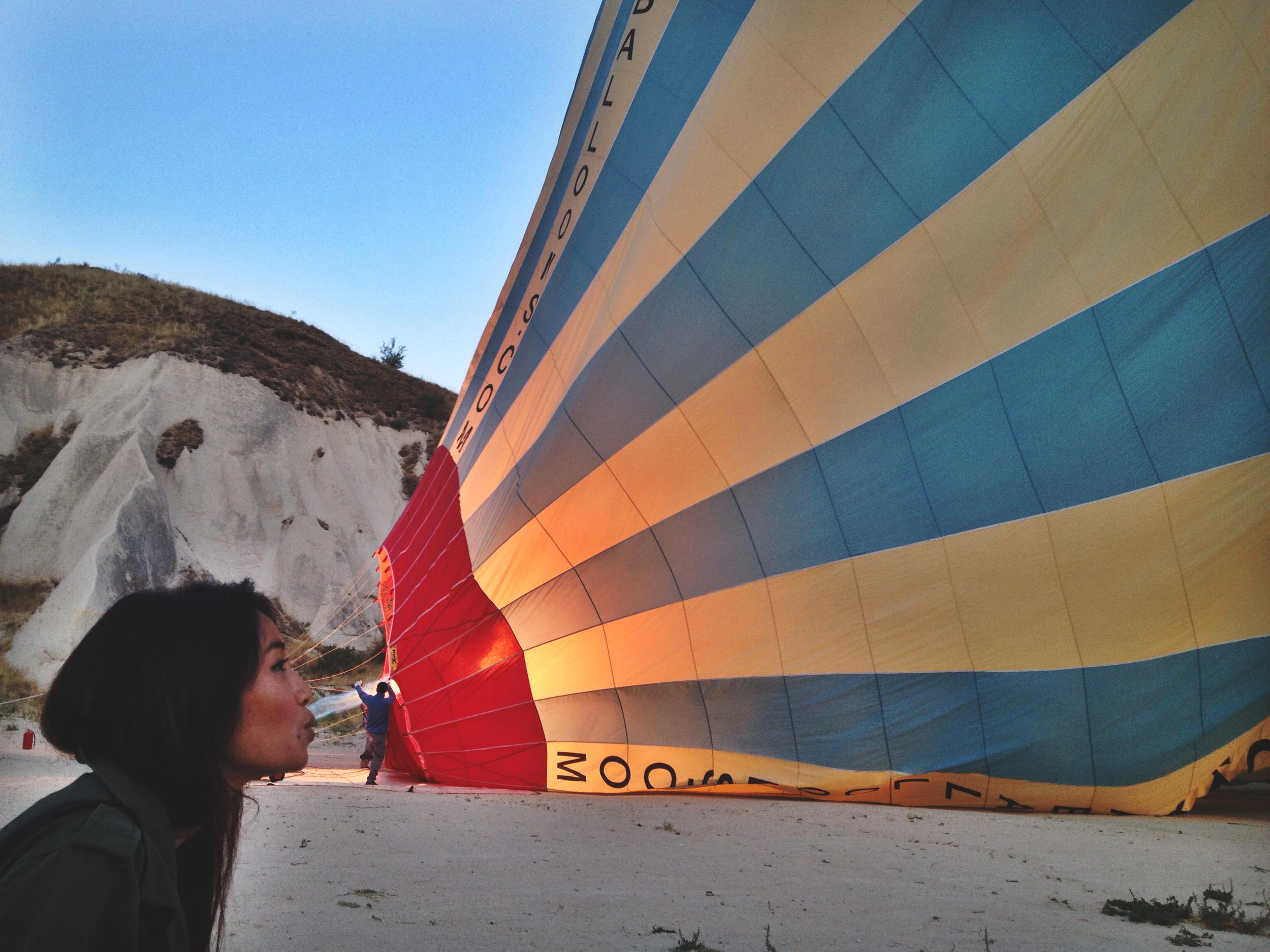 Cappadocia, Turkey -  Lisa Tuong -
