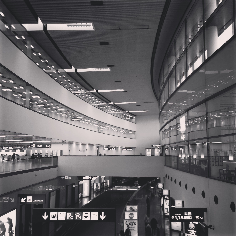 'Vienna Airport' 2015