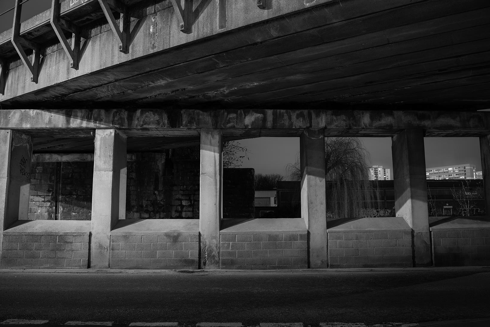 'Apertures in a Bridge' 2016
