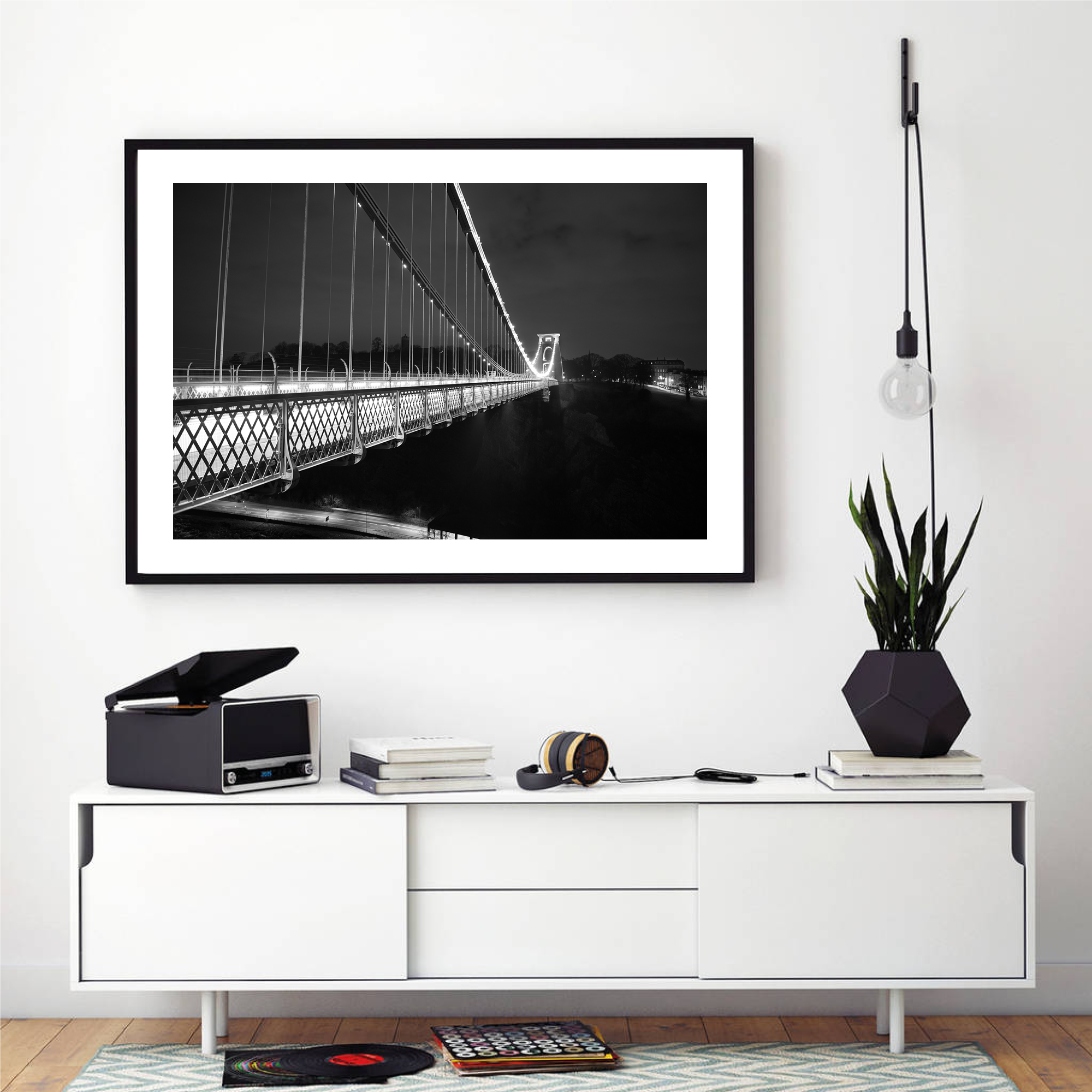 Clifton Suspension Bridge on wall.png