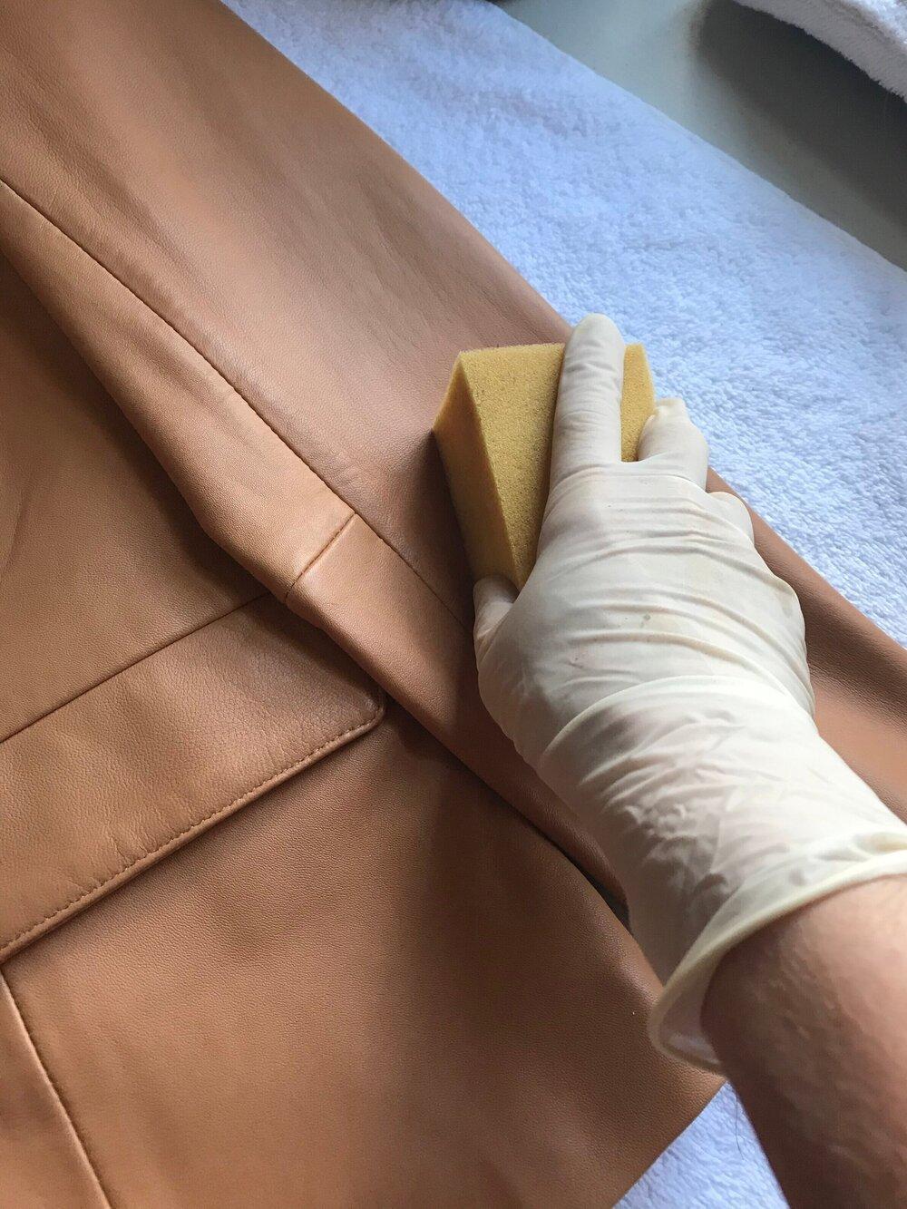 prendre soin de son cuir
