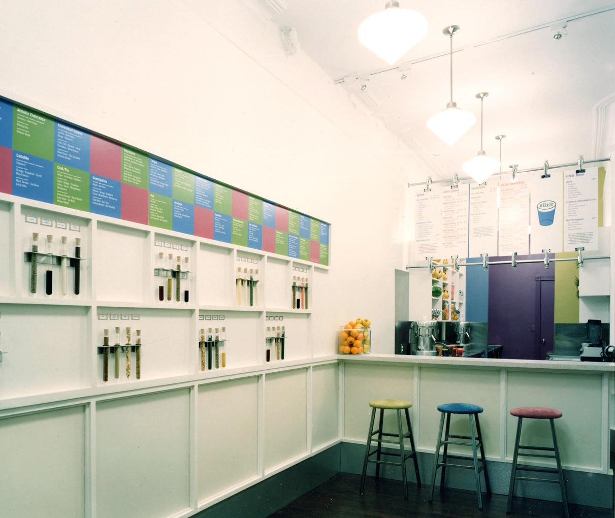 Elixir Juice Bars , New York, NY