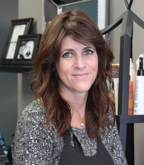 Joanna Ogilvie has been a hairstylist for over 13 years, specializing in customized hair colors and cuts.  She trained with Goldwell USA, Graham Webb and Surface.  Her expertise includes blow dry styling and Keratin Complex Smoothing treatments.  Her love and passion for hair makes her job rewarding.  Joanna strives to create an individual look for each client while educating them on maintaining the look at home.