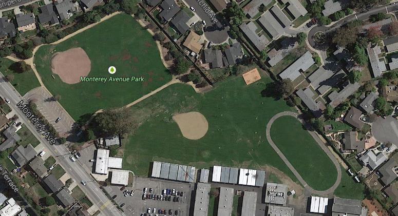 Monterrey Park and New Brighton Middle School