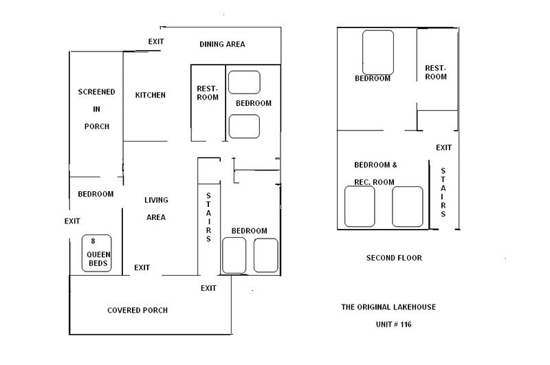 Copy of Bull Shoals Lake vacation rental house