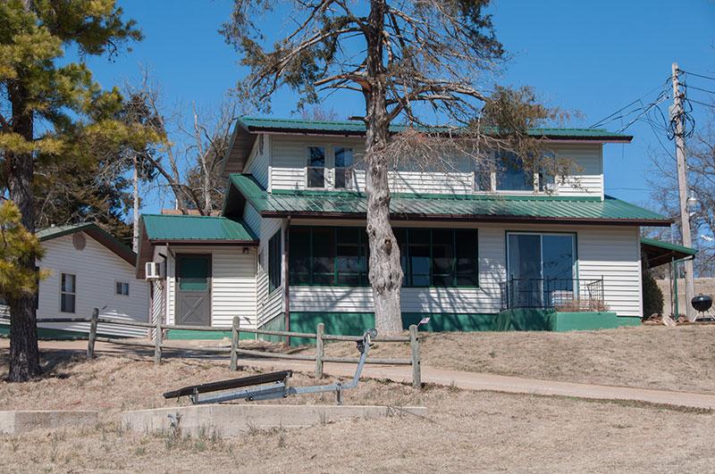 Bull Shoals Lake vacation rental house
