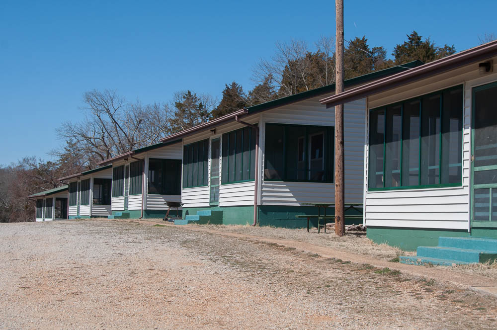 Bull Shoals Lake vacation rental cabins