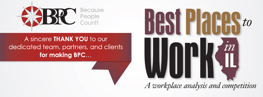 BPC Named Best Places to Work in Illinois