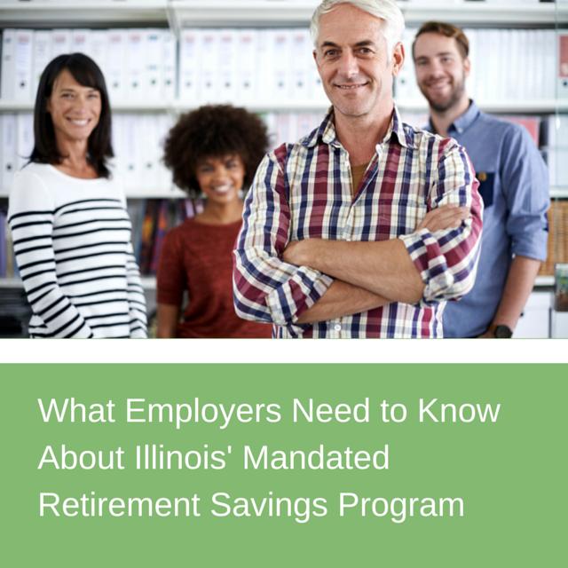 IL Retirement Saving Program