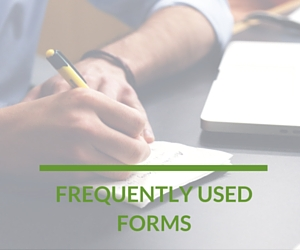 Frequently used forms