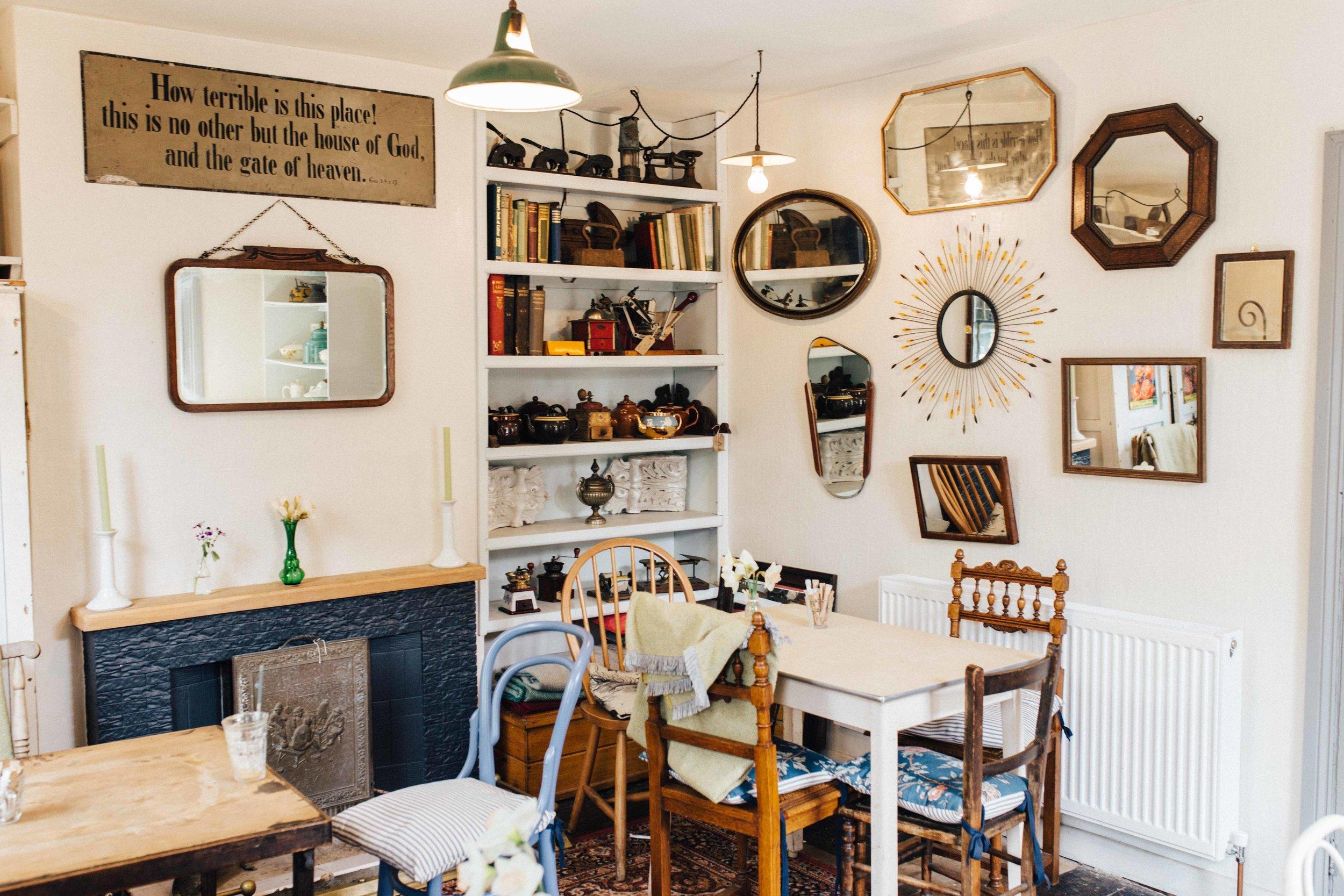Room at Alexandra Nurseries, Penge, South East London