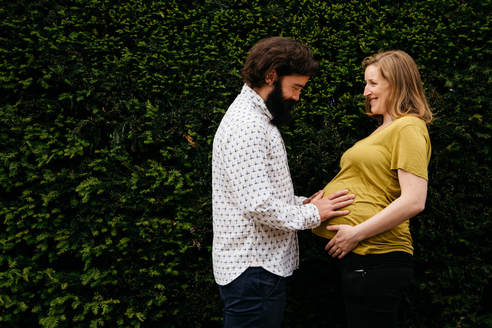 MATERNITY PHOTOGRAPHY - You're excited, nervous and scared because the biggest change of your life is coming. Let's show off this bump of yours.