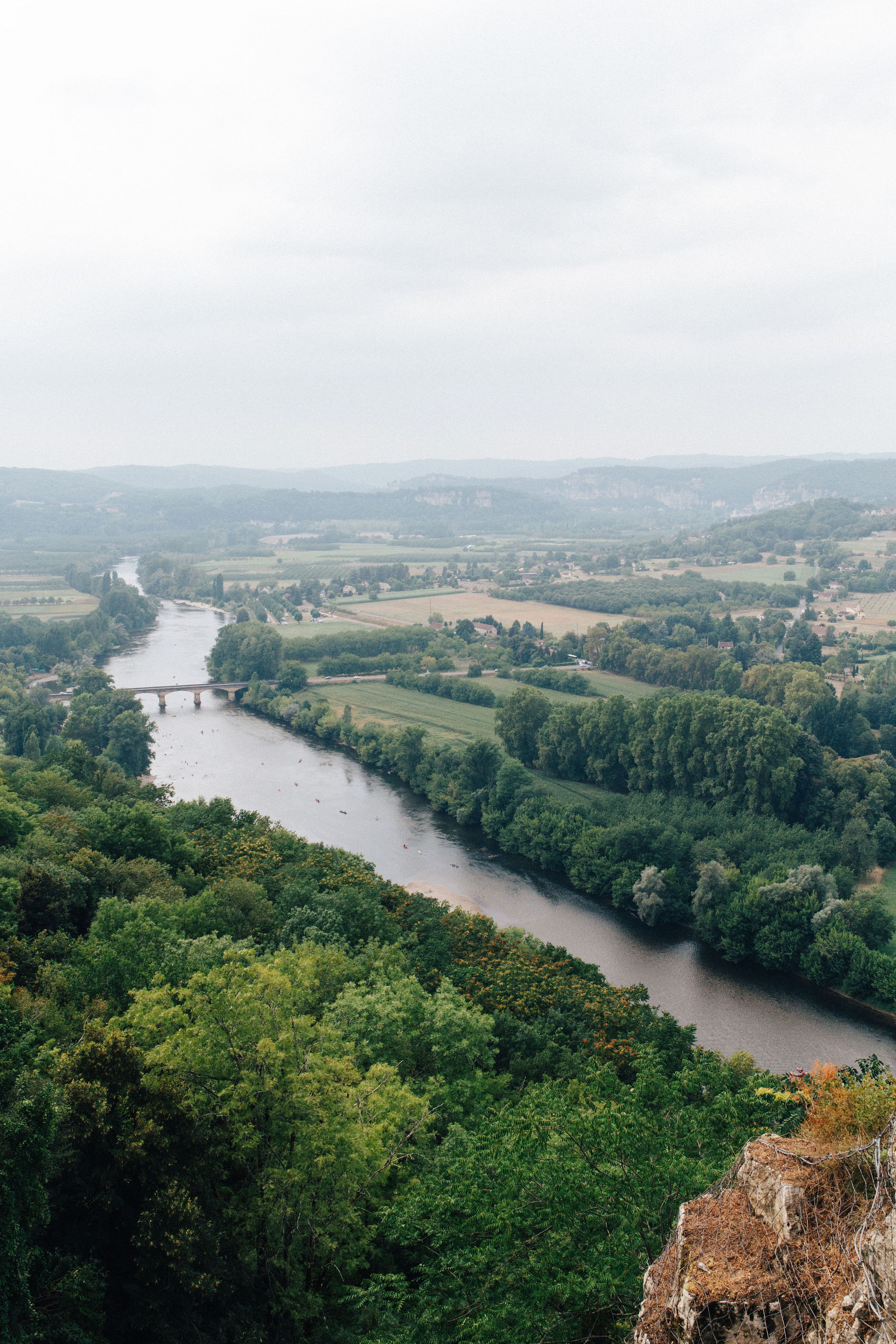 Views over the Dordogne river - Taking your breath away