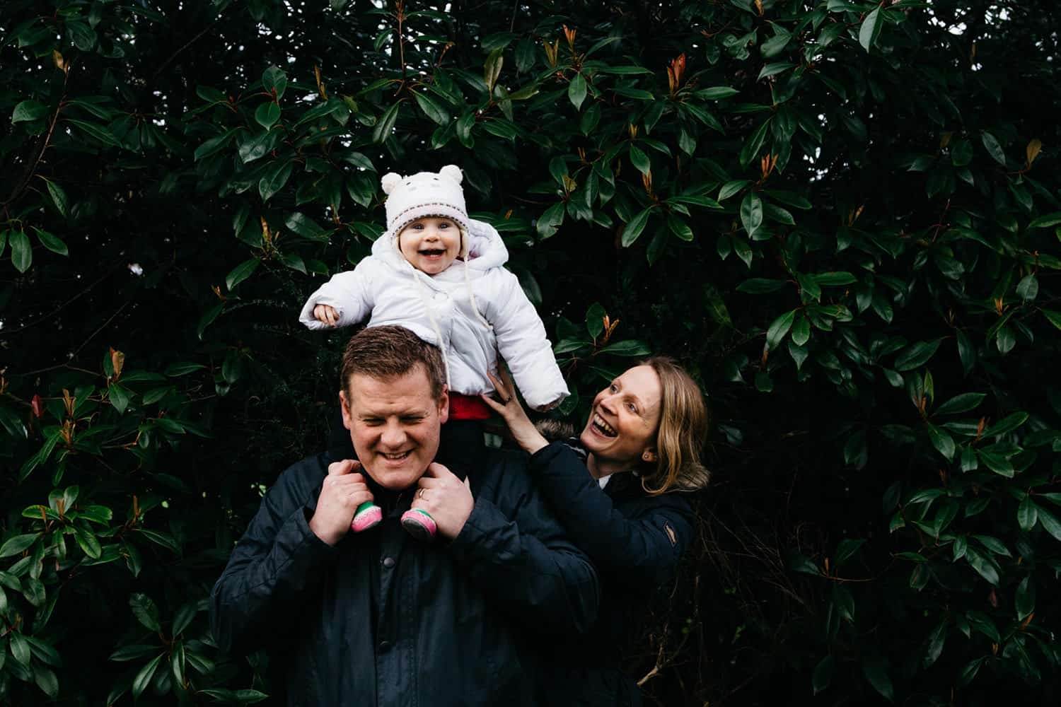 Family photoshoot in Beckenham, Kent