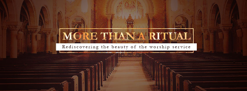 Worship services are an opportunity to engage the Living God, your Creator and Saviour.