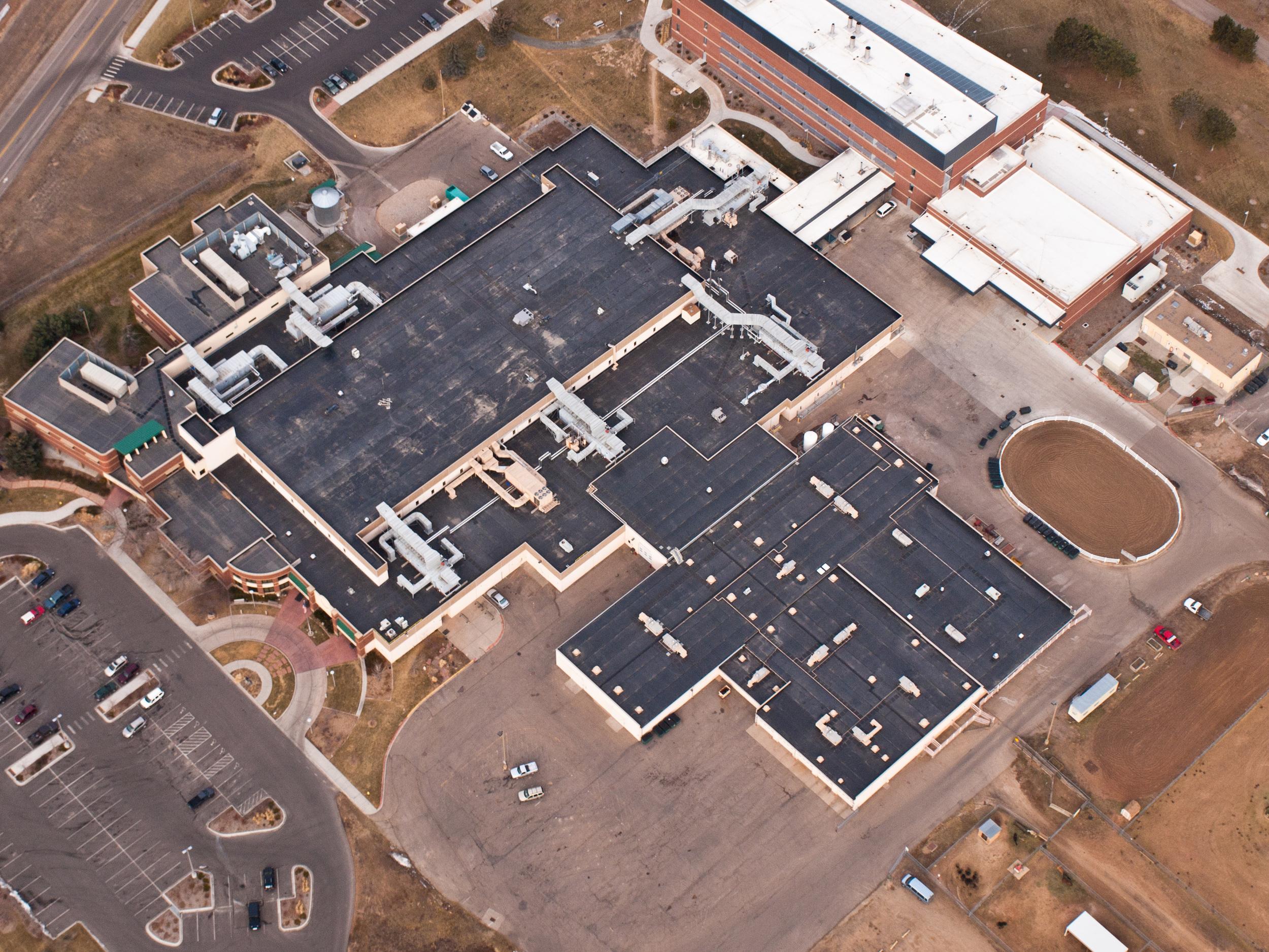 CSU Veterinary School - Roof Replacement