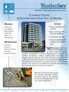 Colorado Center Complete Exterior Renovation