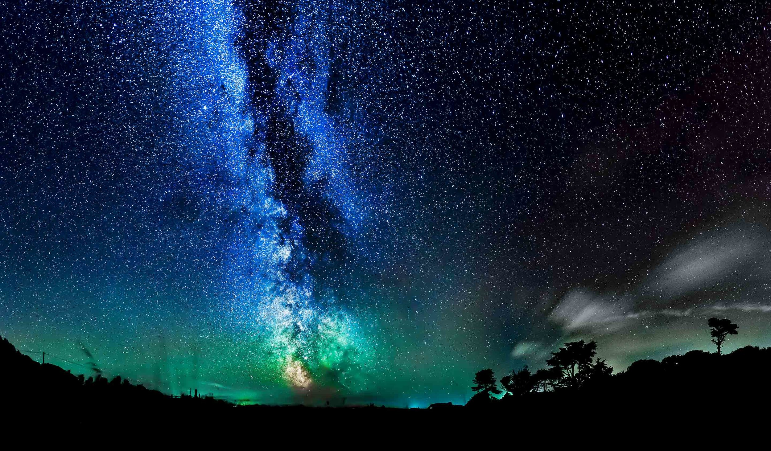 Beautiful Night & Day Landscape Photography    By Chad Powell    View the Gallery