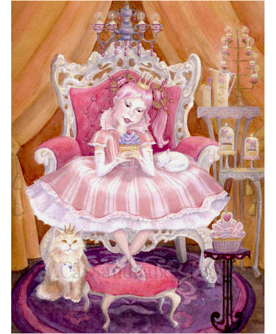The Princess of Cupcakes