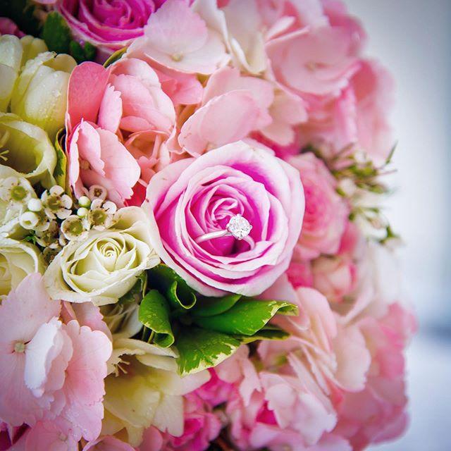 Dreamy florals ✨ #pink #rose #wedding #floral #florals #flowers #bouquet #ring #weddingring #engagementring #diamondring #diamond #weddingbouquet #dreamy #inspiration #bride #ido #igers #toronto #torontowedding #gtawedding #pickering #photo #photooftheday #weddingphotography #photography #photographer