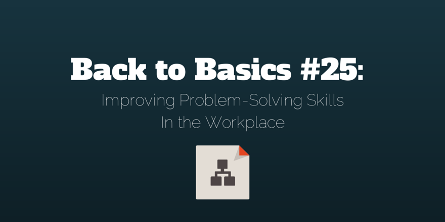 Back to Basics #25