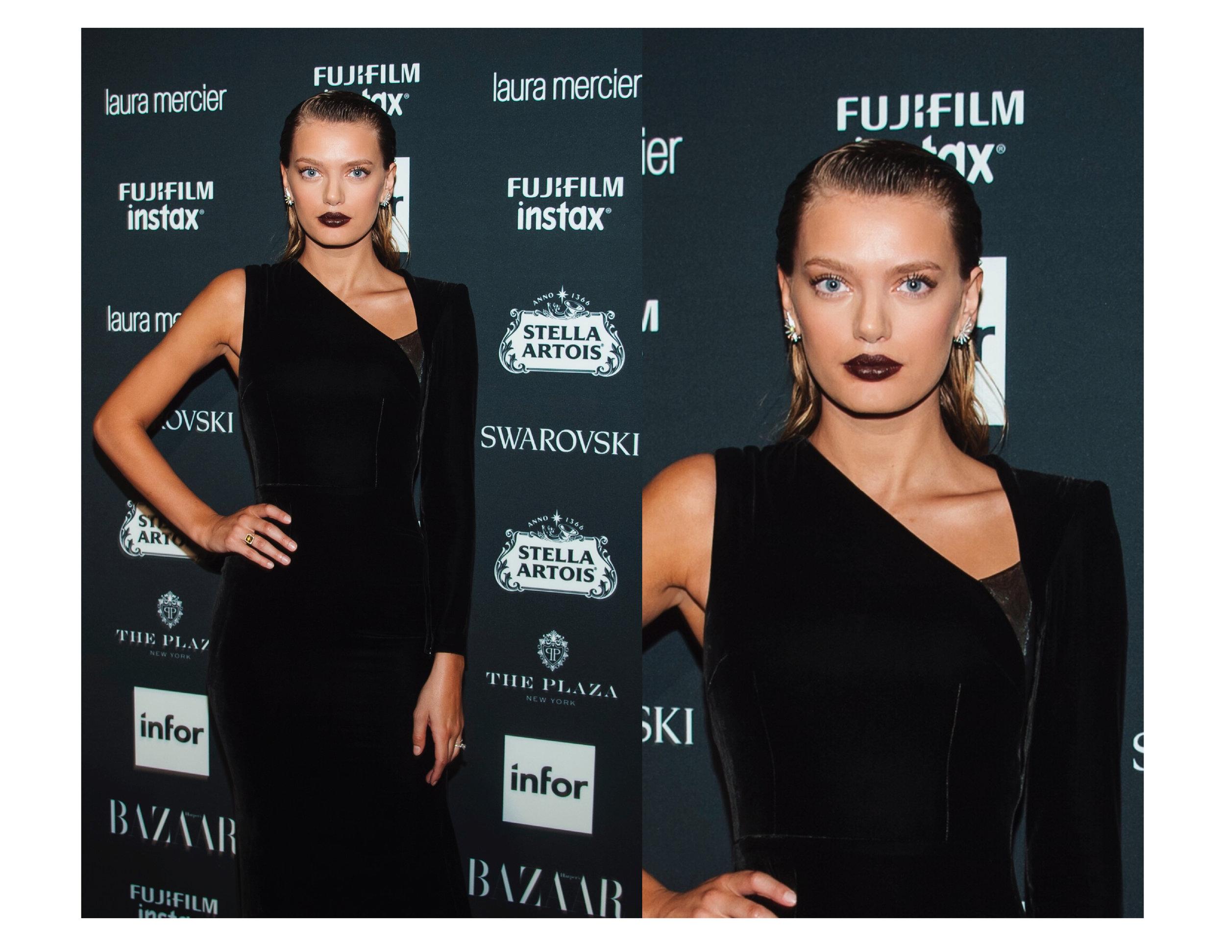 Bregje Heinen x Harpers Bazaar Icons