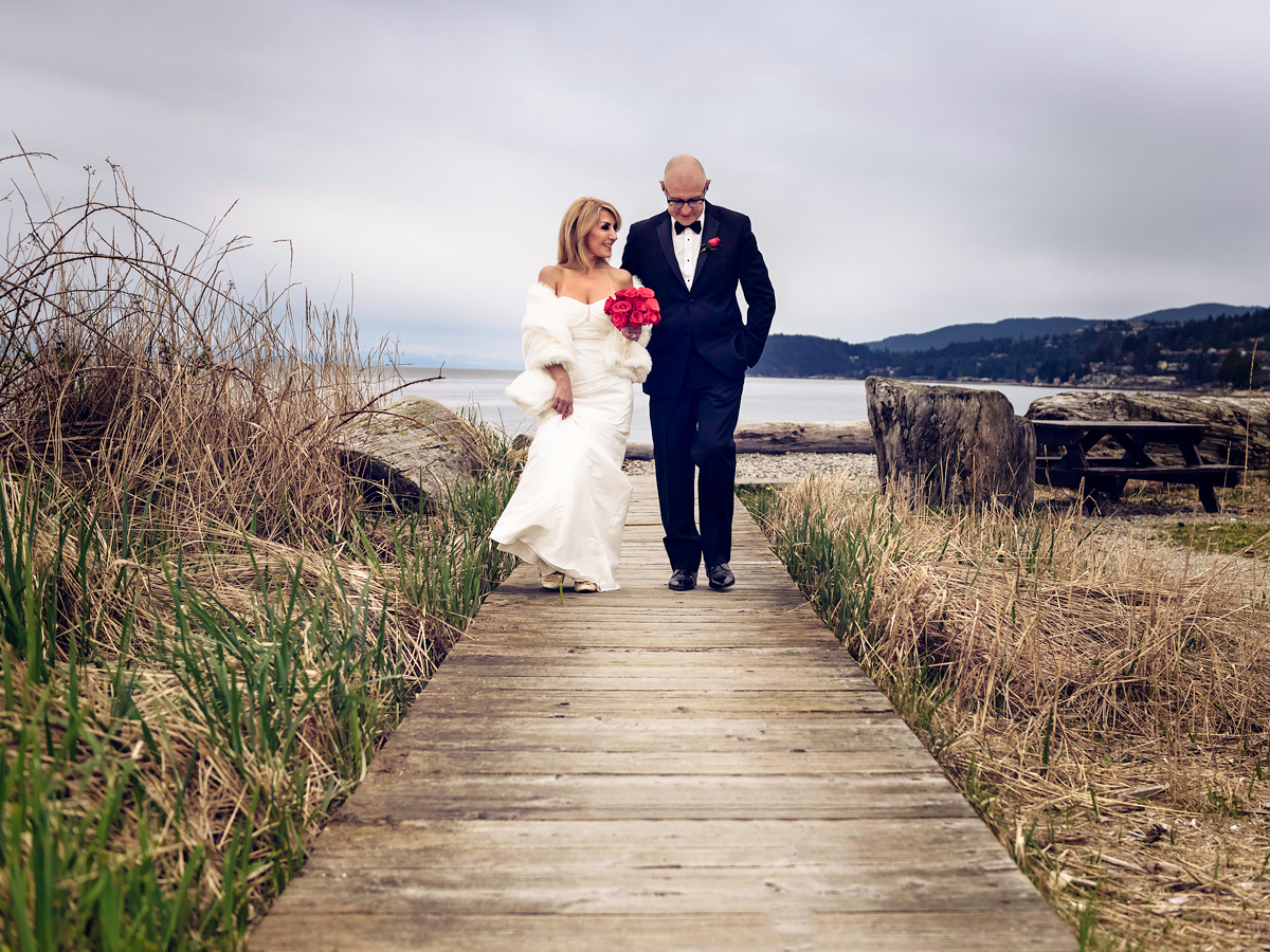 Vancouver wedding photo captured by Robert Demeter photography
