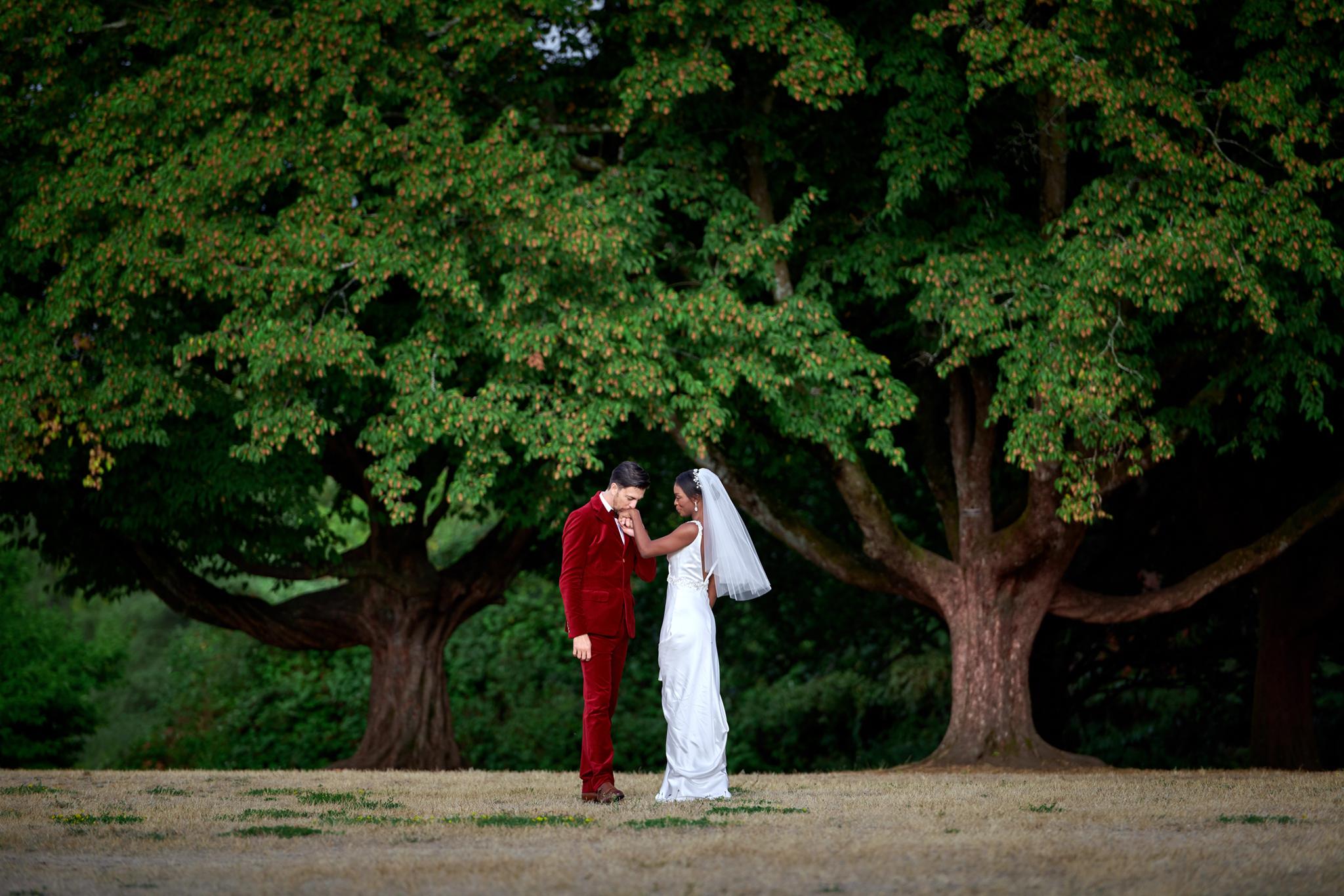 Robert Demeter Photography Queen Elizabeth Park Wedding