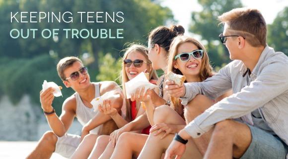 5 common juvenile crimes