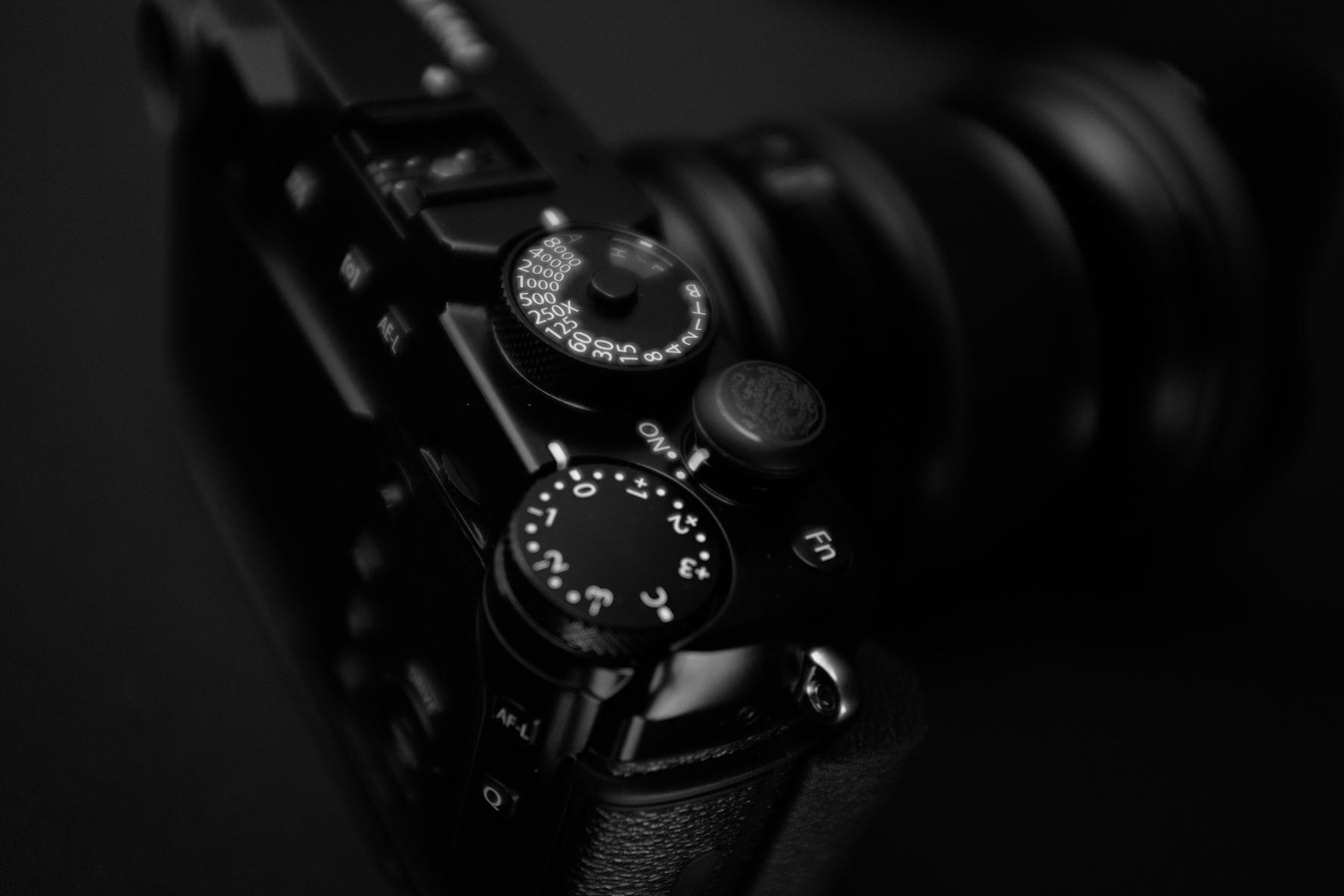 Fuji film's new X-Pro2...very retro