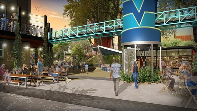 The Ravine took another big step toward becoming a reality this morning with the approval of a grant request made to @downtownmemphis Commission!