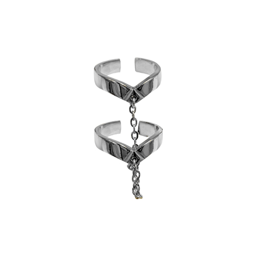 Indy  -  925 Sterling silver   Midi Ring