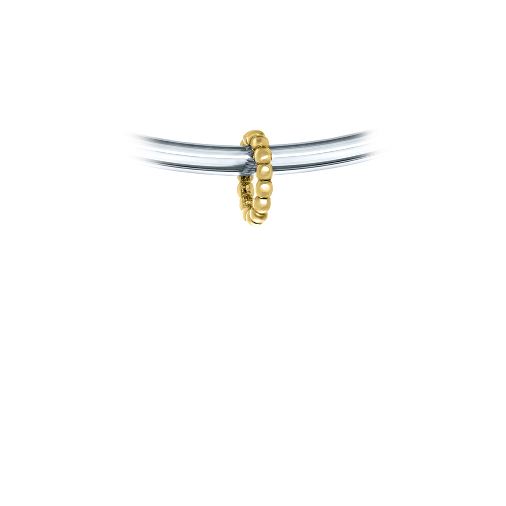 Perlina  -  10K Gold  |  925 Sterling silver   Charm